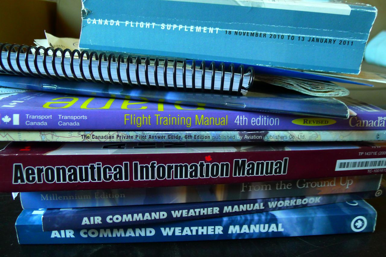 A few important study materials that you will need to study for your exam.