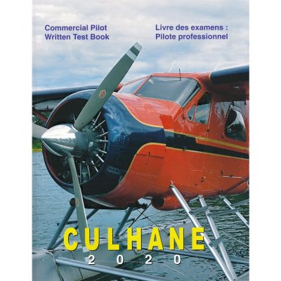 culhane-commercial-pilot-written-test-book-2020